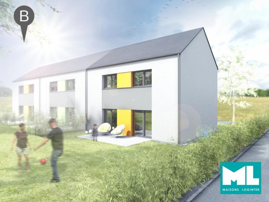 acheter maison jumelée 3 chambres 190 m² warken photo 2