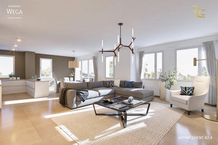 acheter appartement 2 chambres 91.8 m² gosseldange photo 4