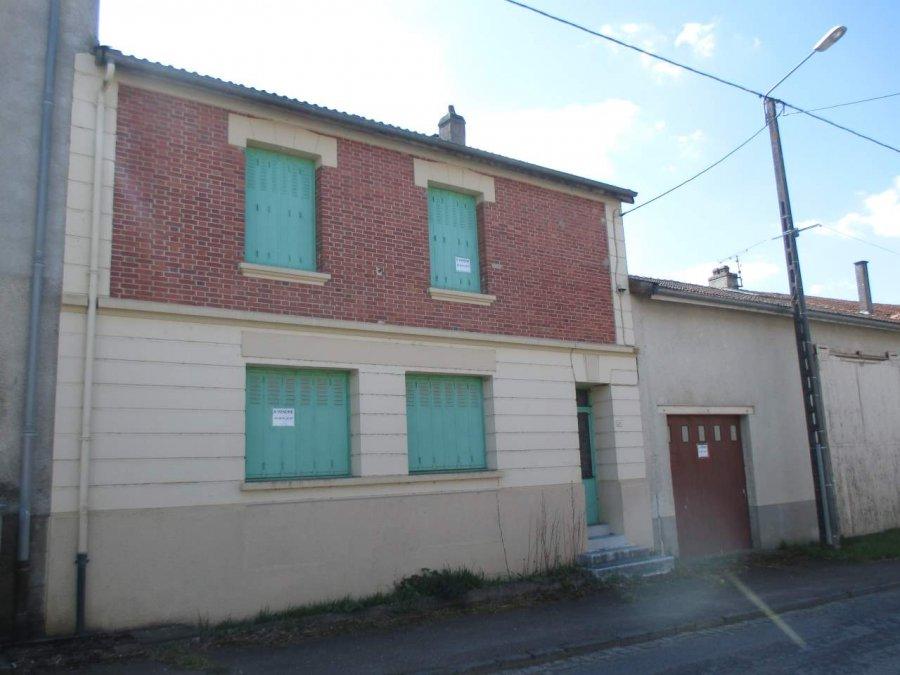 Maison à vendre F9 à  Romagne sous montfaucon