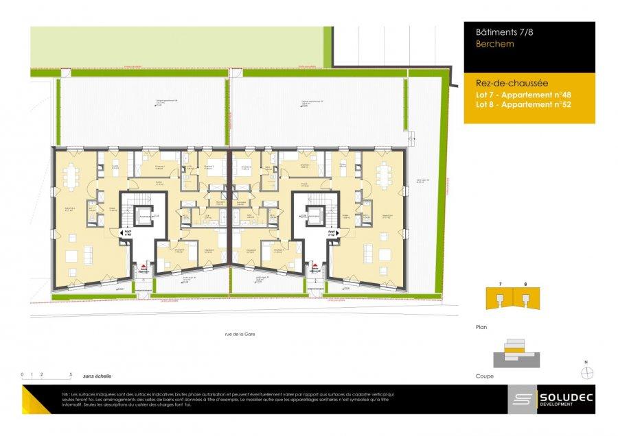 wohnung kaufen 4 schlafzimmer 183.62 m² berchem foto 2
