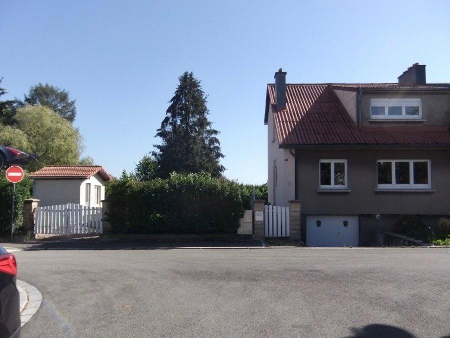 Maison jumelée à vendre F5 à Tressange