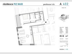 Penthouse à vendre 1 Chambre à Luxembourg-Gasperich - Réf. 5158632