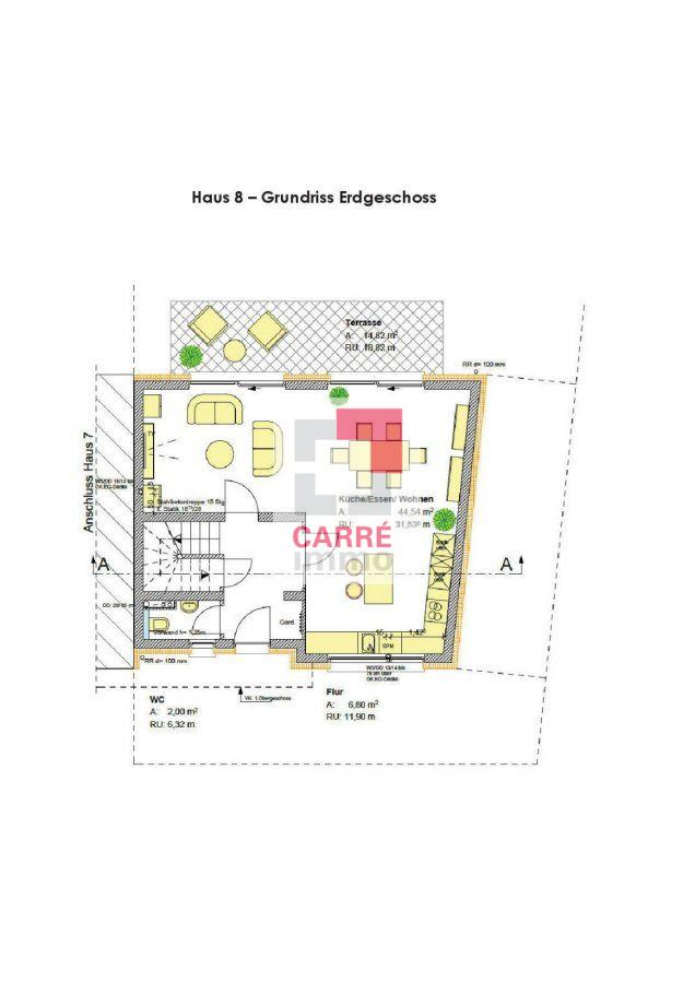 acheter maison mitoyenne 4 chambres 154.17 m² dudelange photo 3