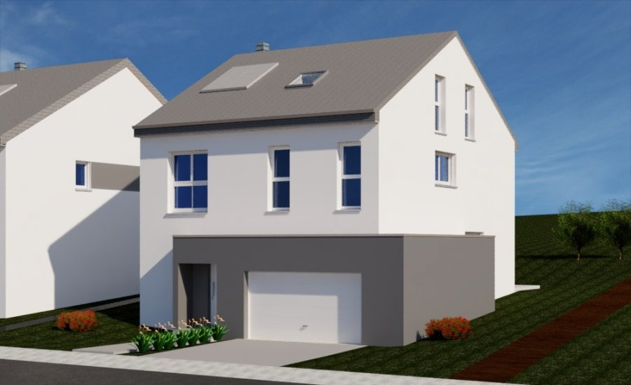 acheter maison individuelle 4 chambres 200 m² hassel photo 1