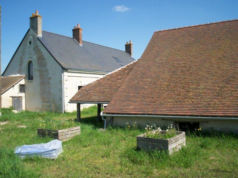 Maison à vendre F3 à Courcelles de touraine