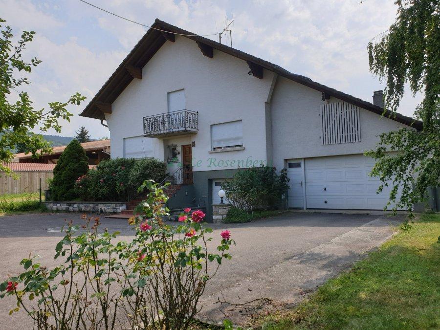 Maison à vendre F8 à Wolschwiller