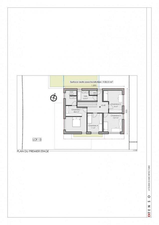 acheter maison mitoyenne 4 chambres 246 m² steinfort photo 7