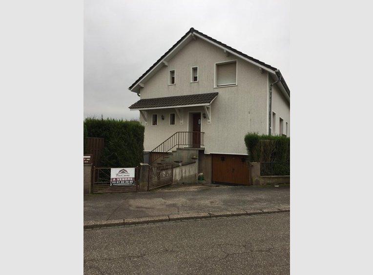 Vente maison individuelle f8 creutzwald moselle r f for Vente maison individuelle moselle