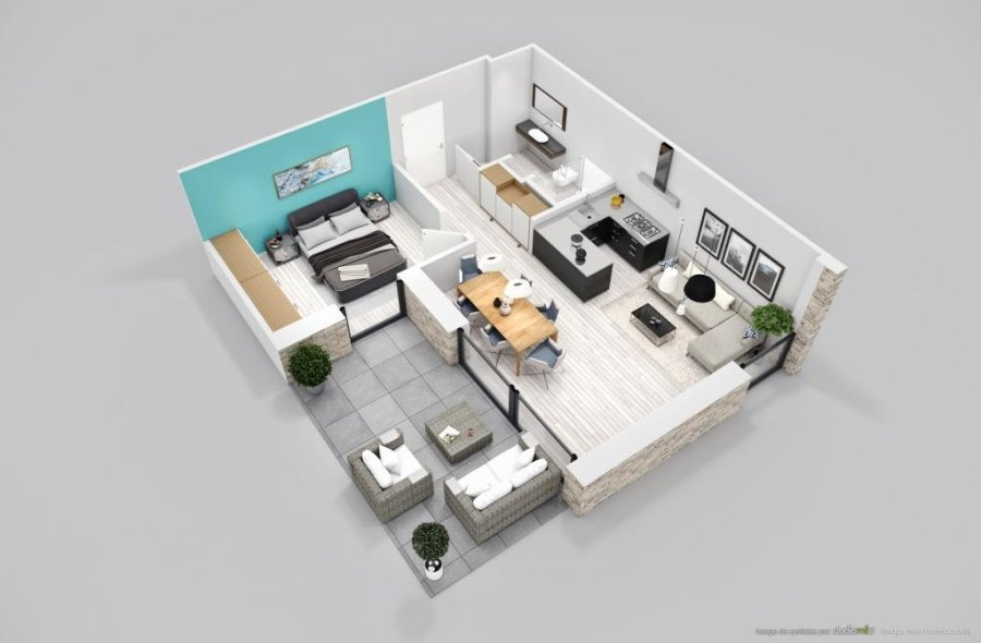 acheter appartement 3 chambres 105.36 m² luxembourg photo 6