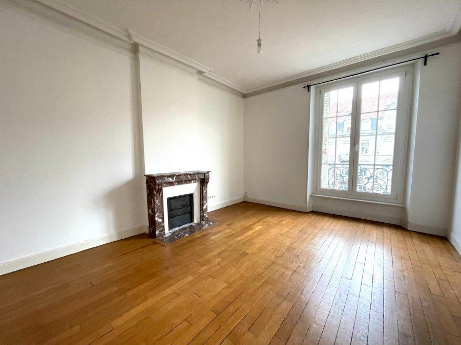 Appartement à louer F5 à Metz-Centre-Ville