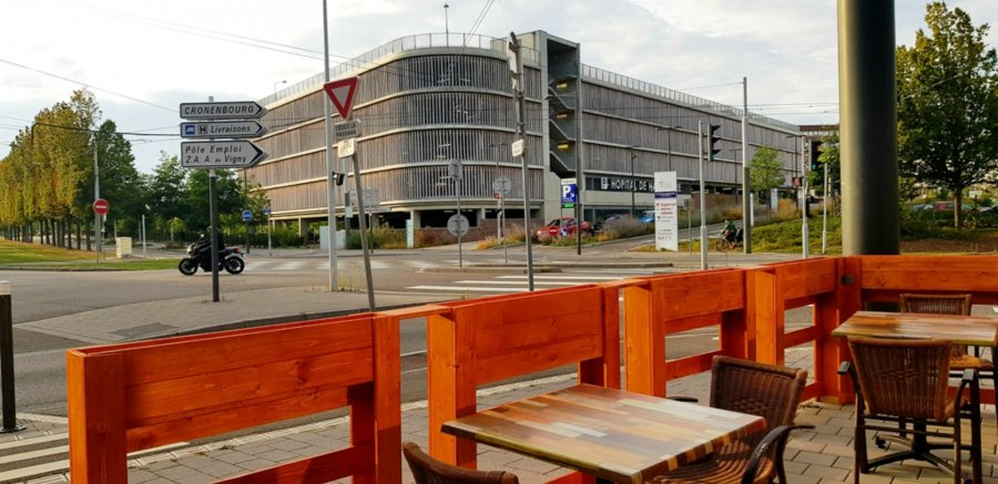 Local commercial à louer F2 à Strasbourg