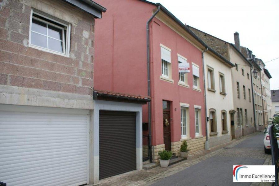 Maison mitoyenne à vendre 4 chambres à Echternach