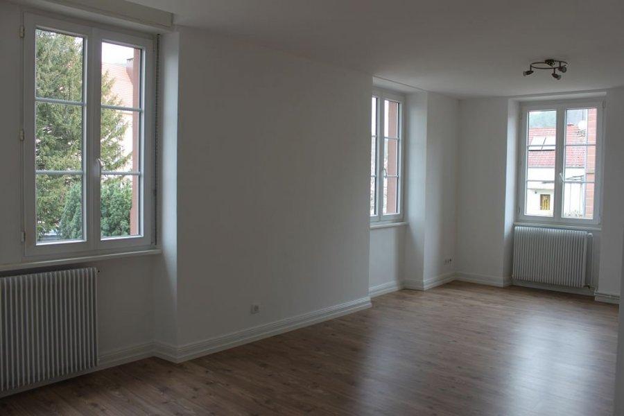 Appartement louer lembach 92 6 m 680 immoregion for Location d appartement meuble