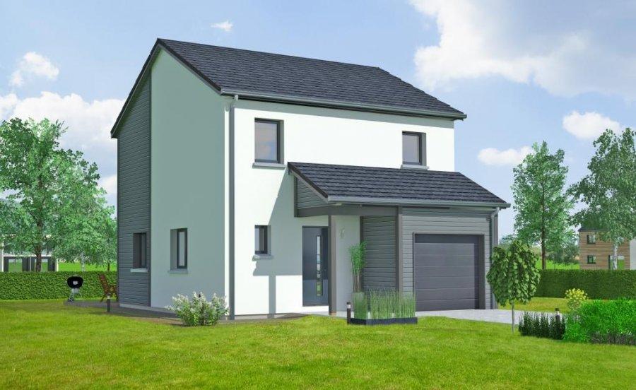acheter maison individuelle 4 pièces 95 m² rosières-aux-salines photo 3