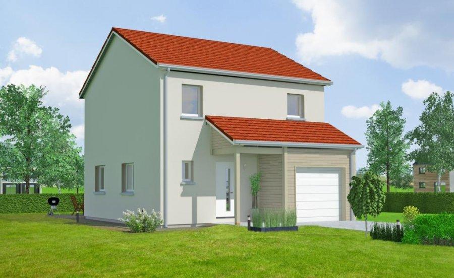 acheter maison individuelle 4 pièces 95 m² rosières-aux-salines photo 4