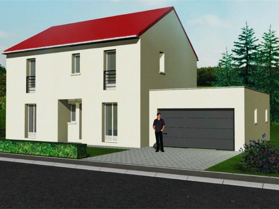 Maison individuelle en vente roussy le village 134 m for Application rt 2012 maison individuelle