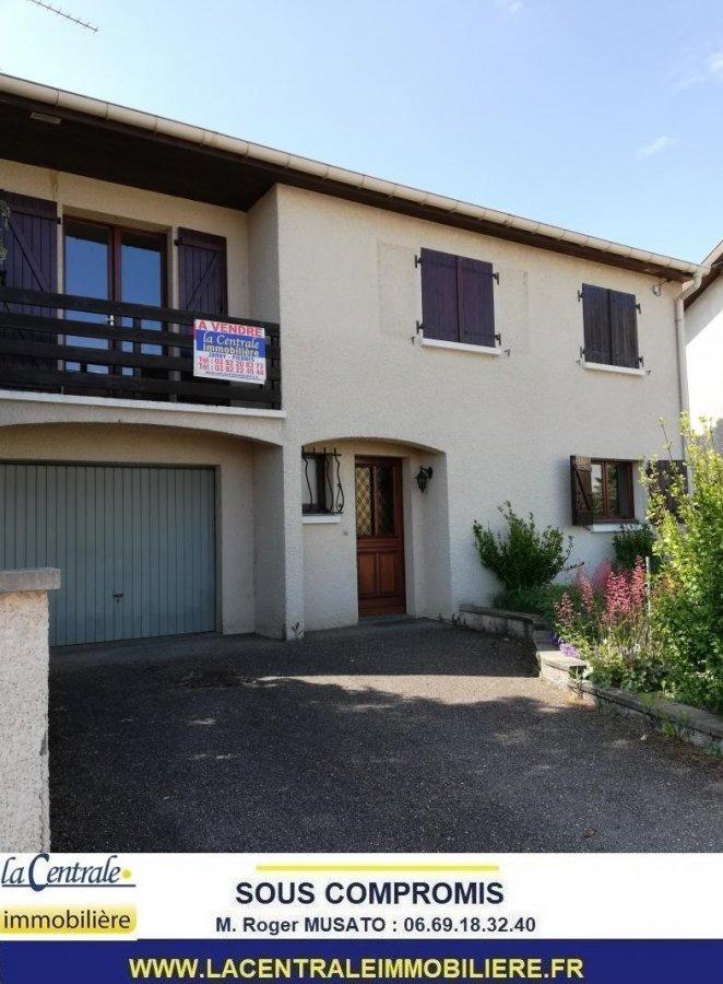acheter maison individuelle 7 pièces 120 m² jarny photo 1