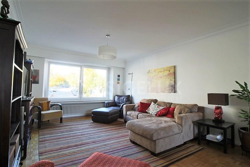 Maison jumelée à louer 6 chambres à Luxembourg-Belair
