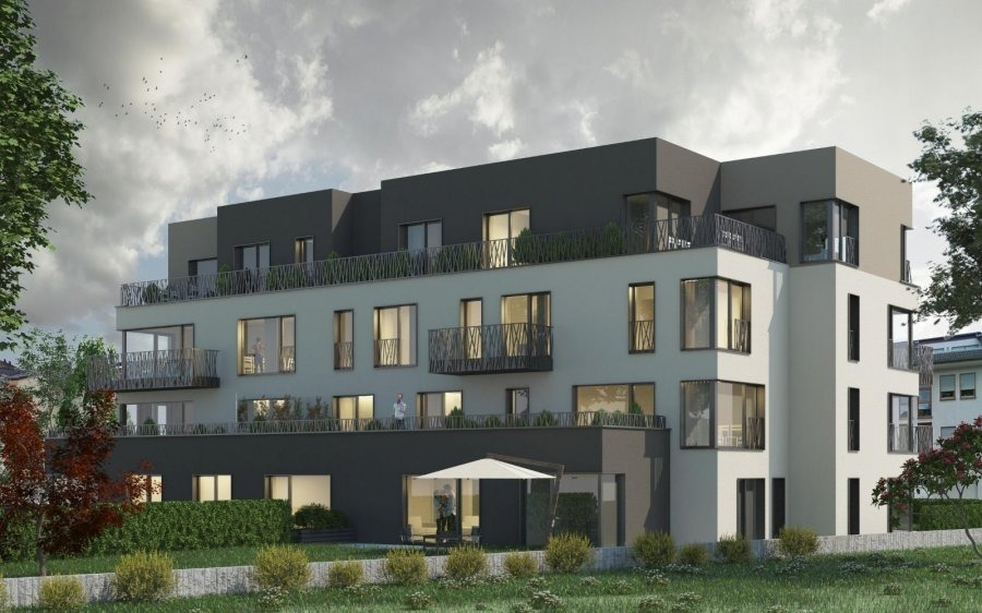 acheter appartement 1 chambre 43.54 m² luxembourg photo 2