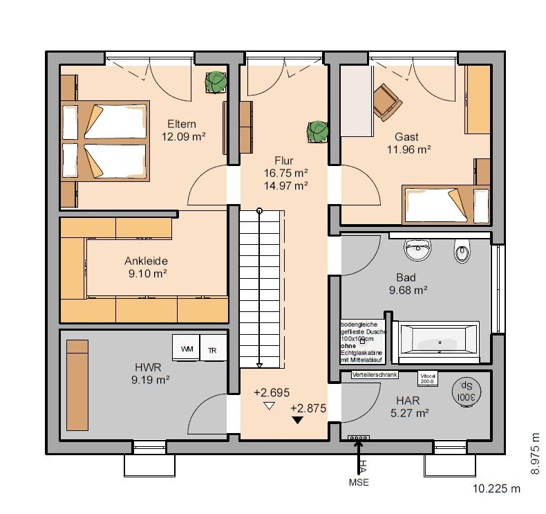 acheter maison 4 pièces 148 m² langsur photo 5