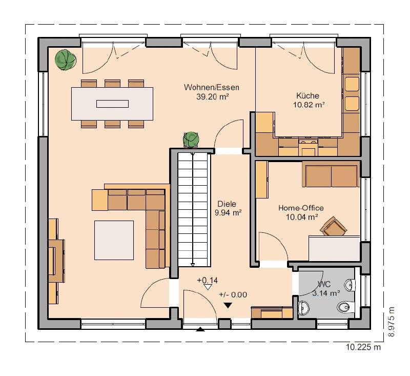 acheter maison 4 pièces 148 m² langsur photo 4