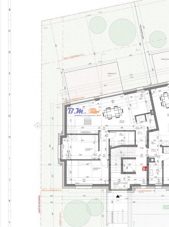 apartment for buy 2 bedrooms 80.5 m² dudelange photo 2