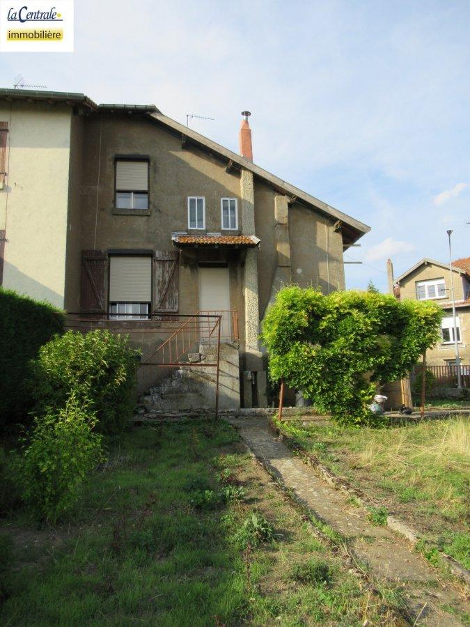 acheter maison jumelée 3 pièces 55 m² bouligny photo 1