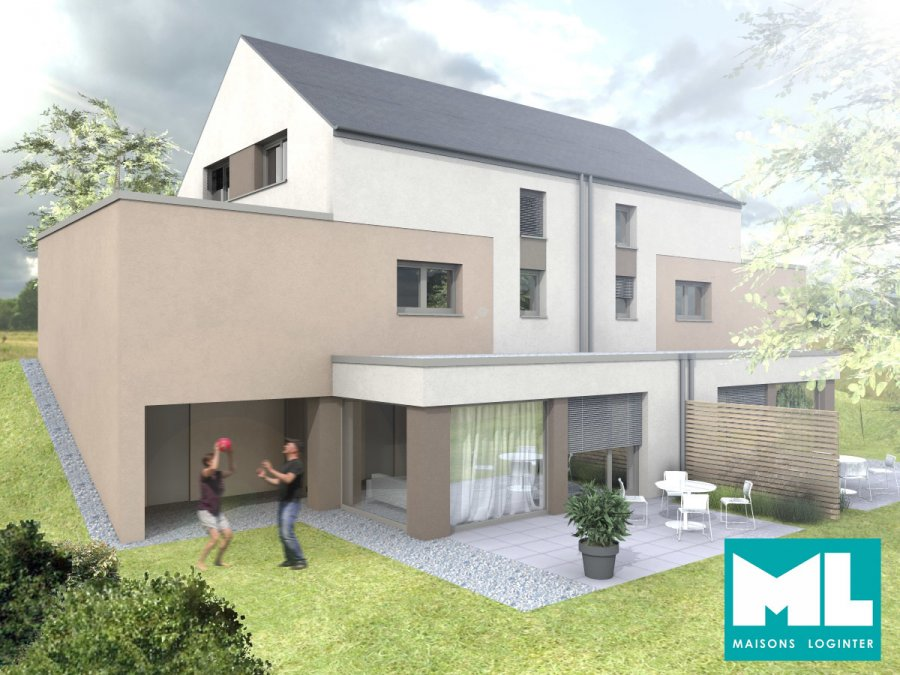 Ids_global_subimmotype_semi Detached House For Buy 3 Bedrooms 147 M²  Berbourg Photo 1