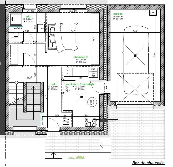 acheter maison jumelée 3 chambres 147 m² berbourg photo 5