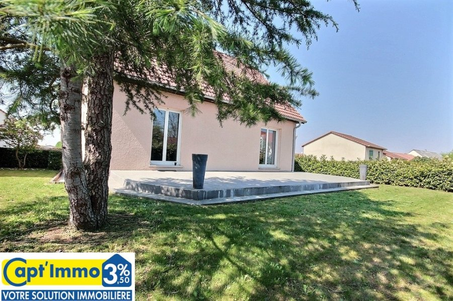 Maison individuelle à vendre F7 à Liverdun