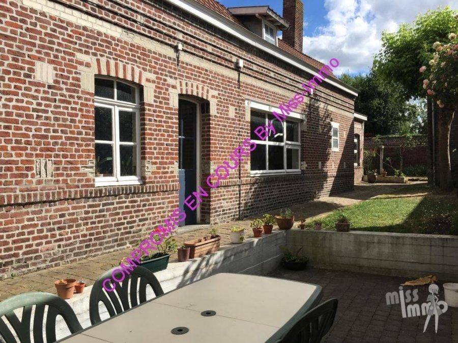acheter maison mitoyenne 8 pièces 213 m² quesnoy-sur-deûle photo 1