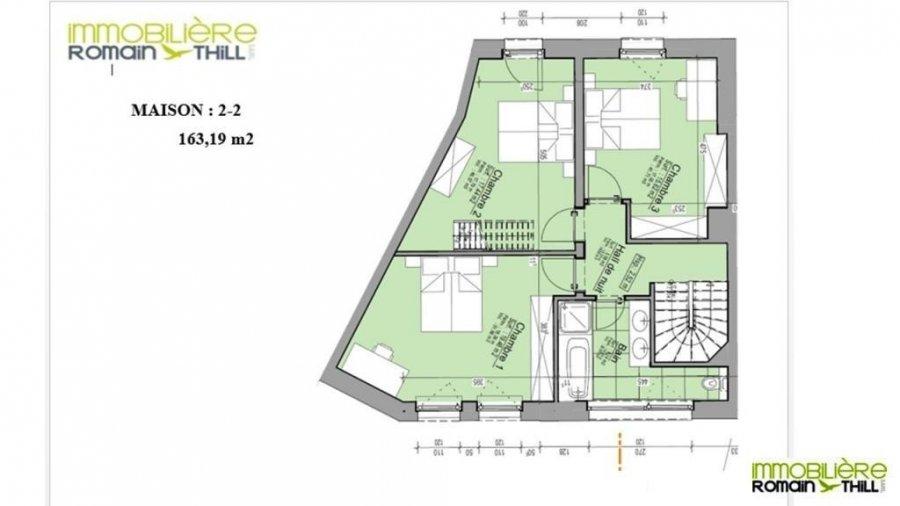 acheter maison individuelle 3 chambres 163.19 m² niederkorn photo 3