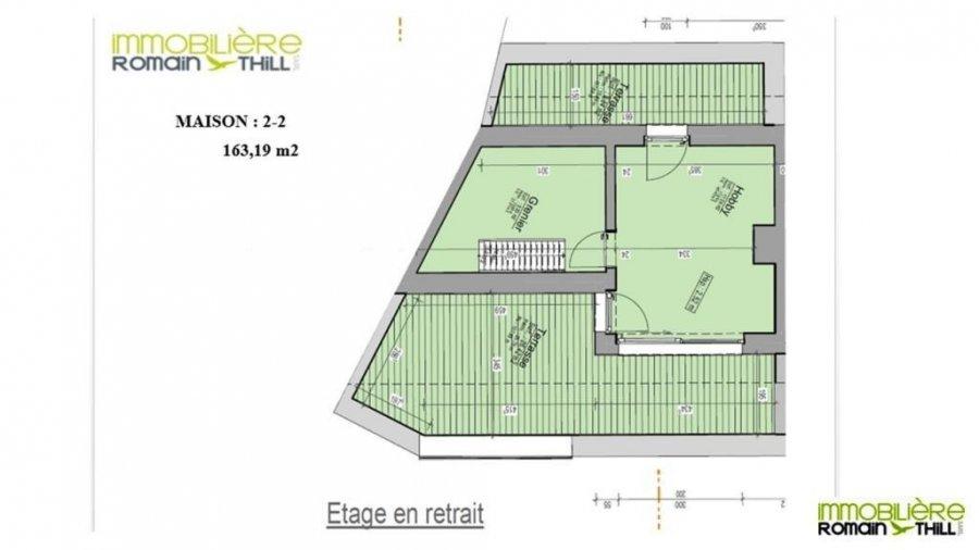 acheter maison individuelle 3 chambres 163.19 m² niederkorn photo 4
