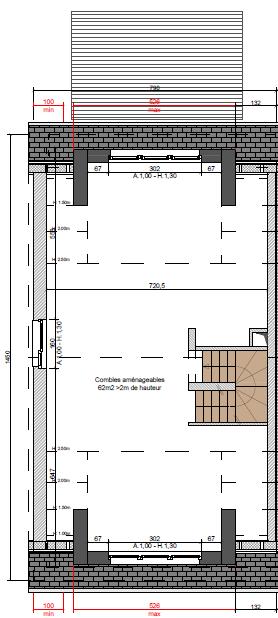 acheter maison jumelée 3 chambres 208 m² rambrouch photo 3