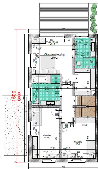 acheter maison jumelée 3 chambres 208 m² rambrouch photo 4