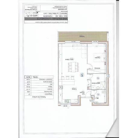 acheter appartement 2 pièces 66 m² valenciennes photo 2