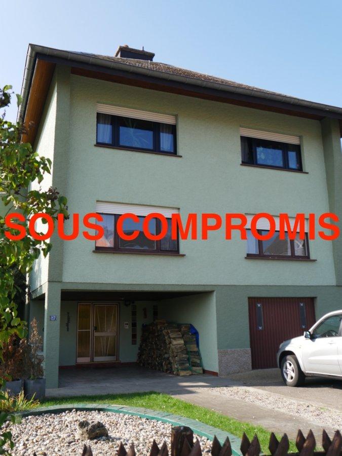 Immeuble de rapport à vendre 4 chambres à Dippach