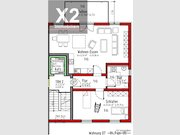 Appartement à louer 2 Pièces à Klüsserath - Réf. 7308553