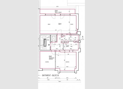 Appartement à vendre 2 Chambres à Luxembourg (LU) - Réf. 6702601