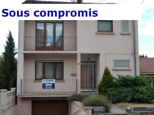 acheter maison 5 pièces 105 m² bouzonville photo 1