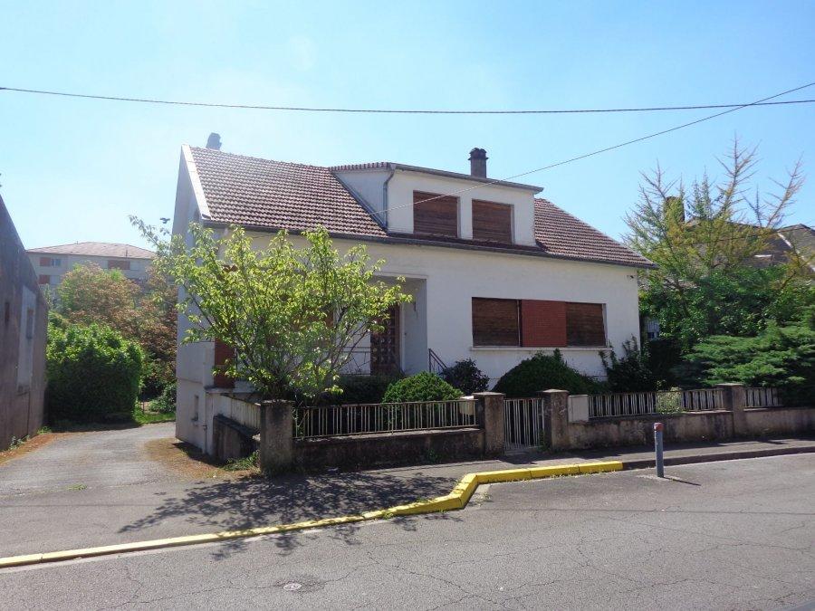 Maison individuelle à vendre F7 à NILVANGE