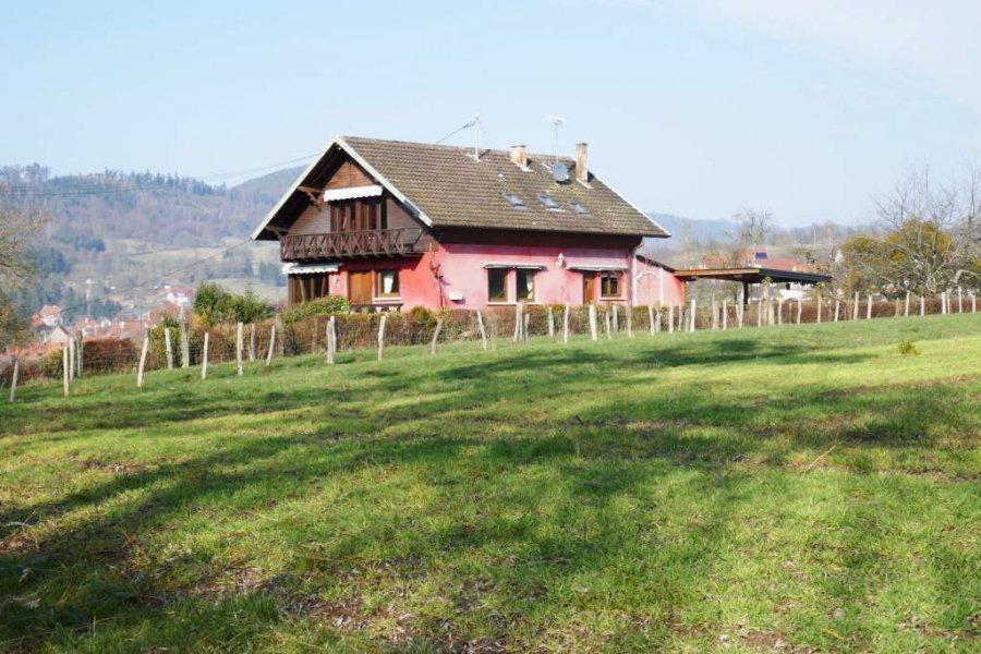 Maison individuelle en vente lembach 150 m 262 500 for Acheter maison individuelle nord