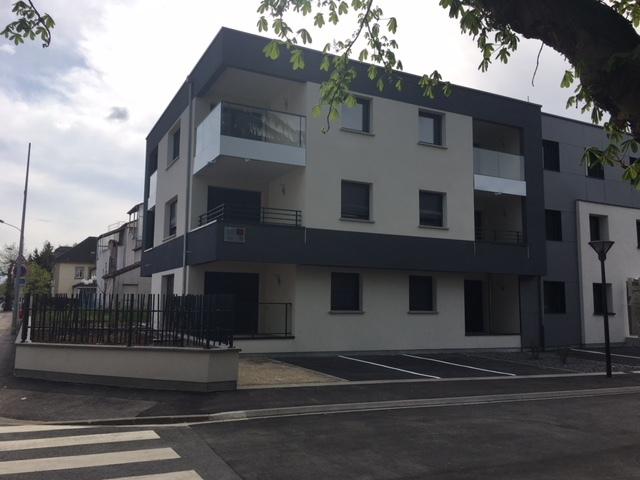 Appartement à vendre F2 à Thionville-Beauregard