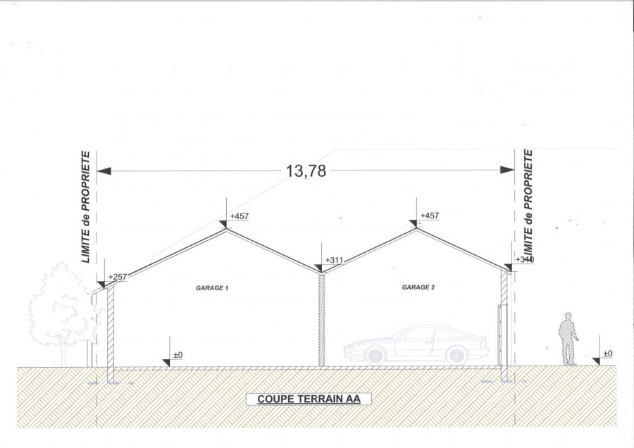 acheter garage-parking 0 pièce 0 m² remiremont photo 4