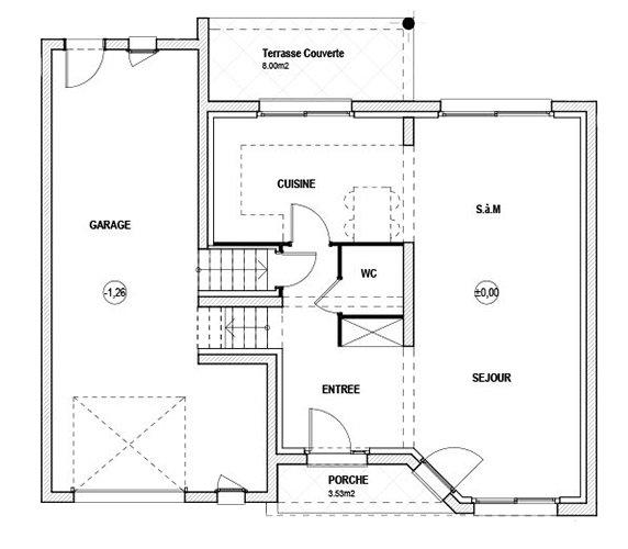 acheter maison 5 pièces 100 m² mont-sur-meurthe photo 4