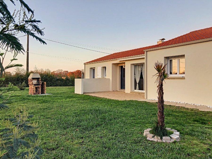 acheter maison 5 pièces 106 m² notre-dame-de-riez photo 1
