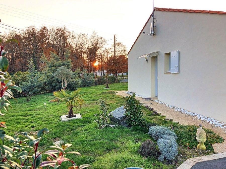 acheter maison 5 pièces 106 m² notre-dame-de-riez photo 2