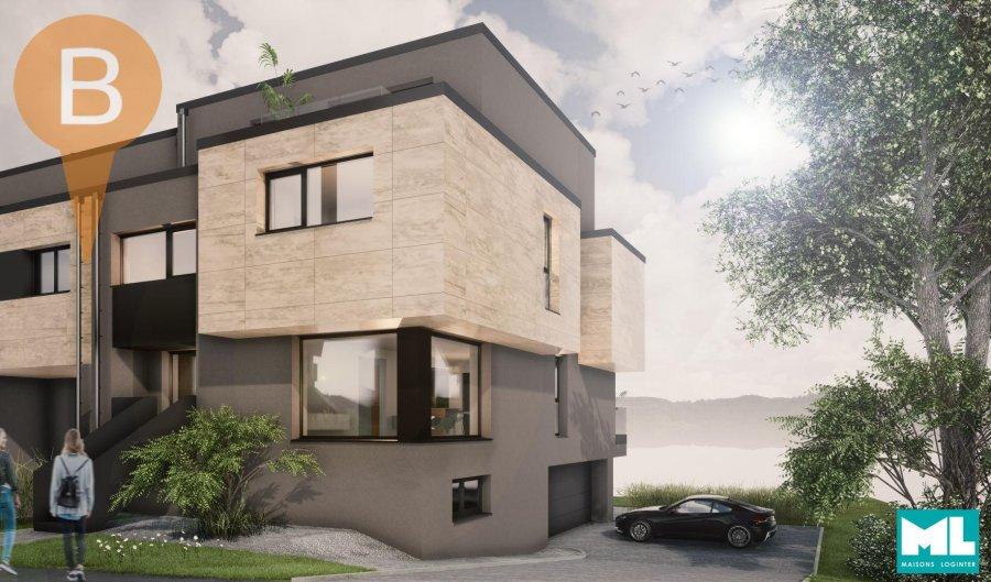 Maison jumelée à vendre 6 chambres à Luxembourg-Cessange
