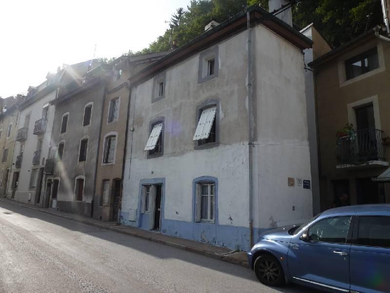 acheter maison 4 pièces 0 m² plombières-les-bains photo 1