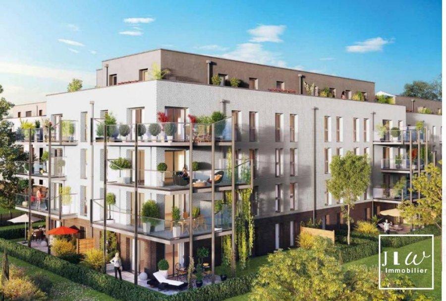 acheter appartement 4 pièces 86.78 m² marcq-en-baroeul photo 1